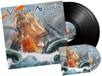 Visions Of Atlantis A symphonic journey to remember LP - multicolored onesize
