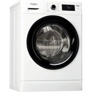 Whirlpool FWSG 61251 B IT N Lavatrice SLIM, FRESHCARE, 6kg, F, White, Universale, Vecchia energia A+++, 1200 rpm, Display Disponibilita' immediata