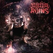 Within The Ruins Black heart CD - multicolored onesize