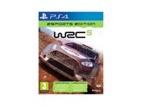 WORLD RALLY CHAMPIONSHIP 5 ESPORT SPORTIVO - PLAYSTATION 4
