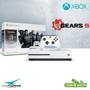 Xbox One S 1TB Bundle Gears of War 5 Inclusi Gears of War 2, 3, 4 + 14 Days Live Gold + 1 mese Gamepass
