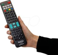 XORO XRC 8F1 - Universal remote control for up to 8 devices