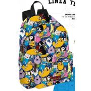 ZAINO AMERICANO ADVENTURE TIME TEEN ORIGINALE 40X35CM